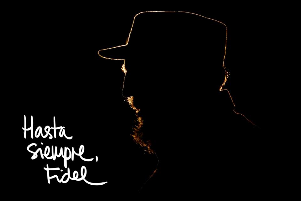 Hasta Siempre, Fidel