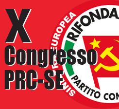 x congresso PRC-SE